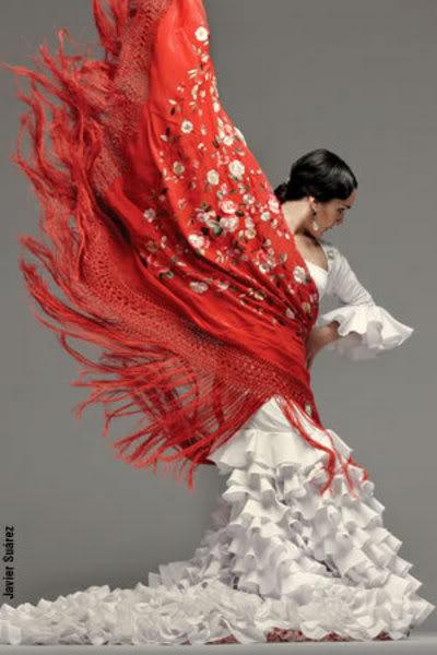 EL MANTÓN DE MANILA Flamenco