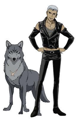 Wolf's Rain (IF I HAVE ADMINS PERMISSION) Tsume