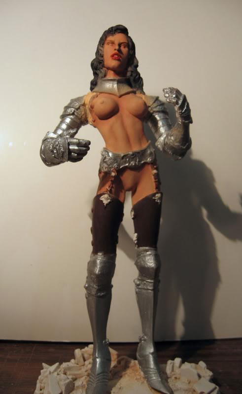 Busto y figura femenina IMG_0719