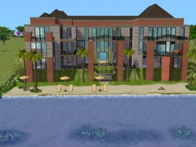 The Simmers Club - Featured Downloads and Updates Beachviewapts-1