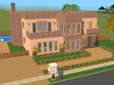 The Simmers Club - Featured Downloads and Updates Brickstoneapts1-1