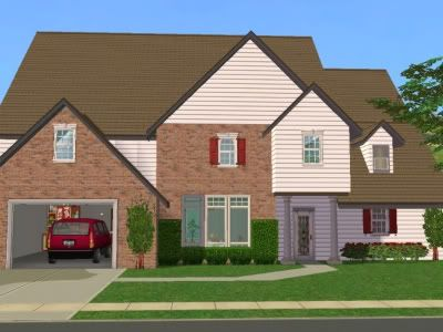 The Simmers Club - Featured Downloads and Updates Suburbanhome1-1