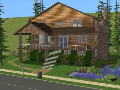 The Simmers Club - Featured Downloads and Updates Pinecrest1-1
