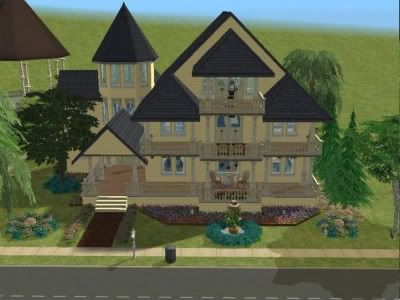 The Simmers Club - Featured Downloads and Updates Maycottagedorm-1