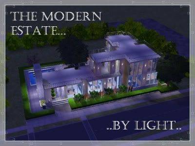 The Simmers Club - Featured Downloads and Updates TheModernEstateMain-1