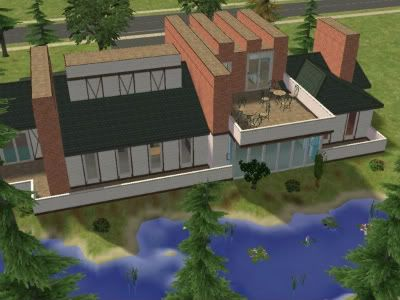 The Simmers Club - Featured Downloads and Updates Modriverhome-1