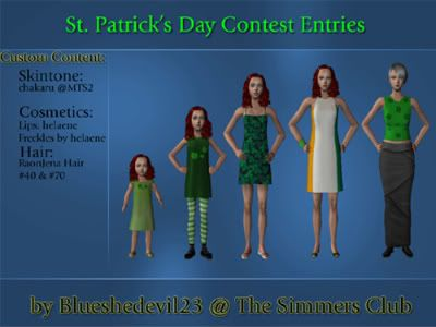 The Simmers Club - Featured Downloads and Updates StPatricksEntry-1