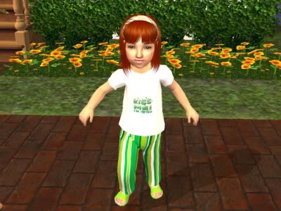 The Simmers Club - Featured Downloads and Updates Stpatrickstoddler-1