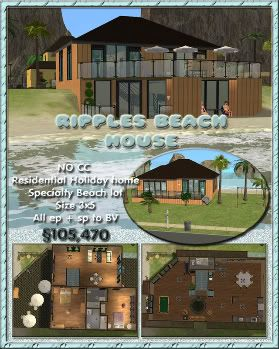 The Simmers Club - Featured Downloads and Updates RipplesBeachHouse-1