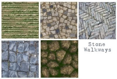 The Simmers Club - Featured Downloads and Updates StoneWalkways-1