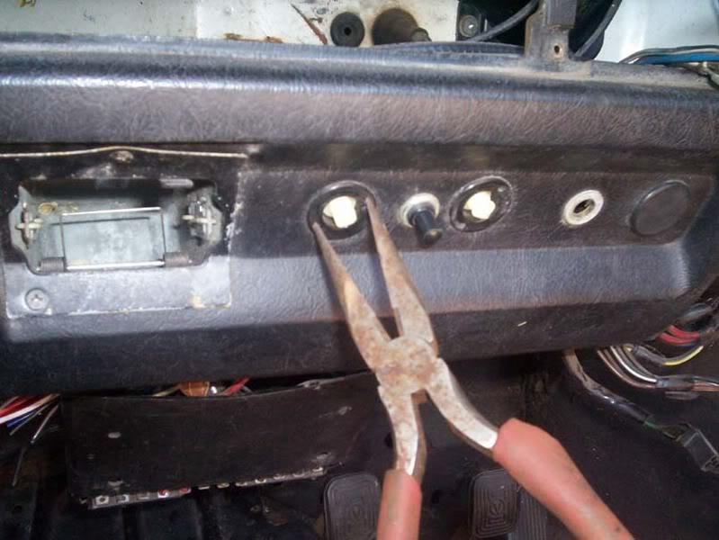 Desmontaje salpicadero 1303 Dash11