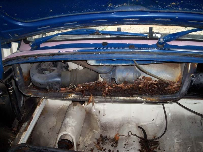 Desmontaje salpicadero 1303 Dash18