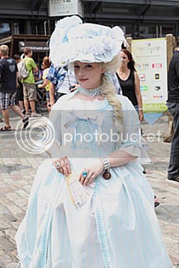 Costume historique <3<3 -mg-5098