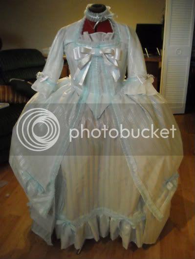 Costume historique <3<3 DSCN2136