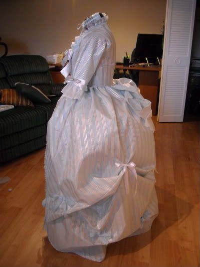 Costume historique <3<3 Cote