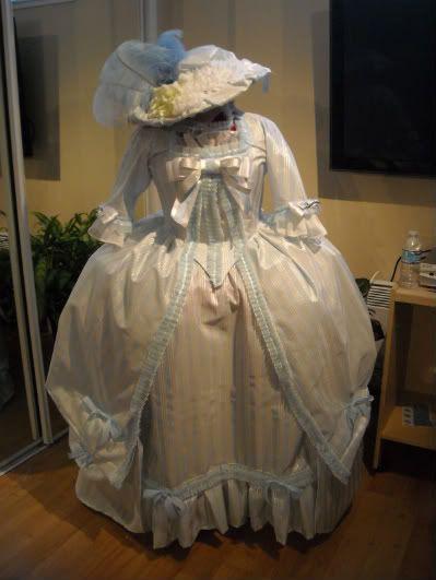 Costume historique <3<3 Face