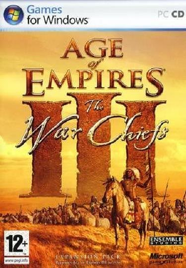 Age Of Empires III - The WarChiefs 2848057270101288915S600x600Q85