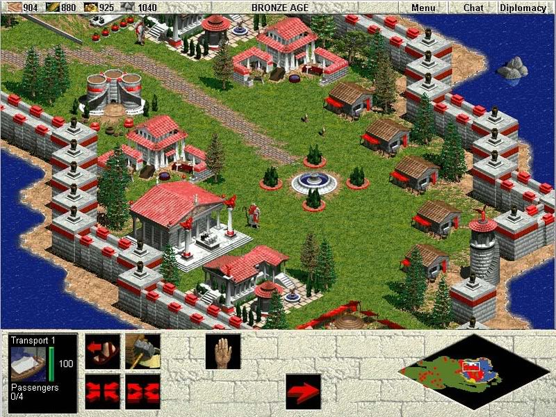 Age Of Empires Gold AgeofEmpires