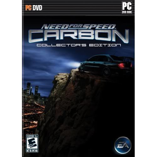Need For Speed Carbon Collectors Edition Carbon