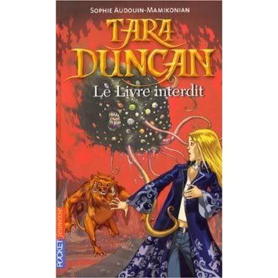 Une jeune sortcelière française qui mérite d'être connue : TARA DUNCAN Taraduncantome2-lelivreinterdit