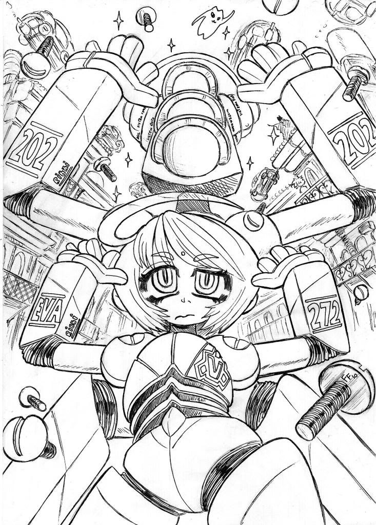 Desenhos Bim - Página 2 Semaforo-san