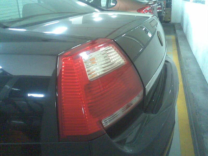 NEW Proton [Perdana V6 replacement model] NewRearlampperdana