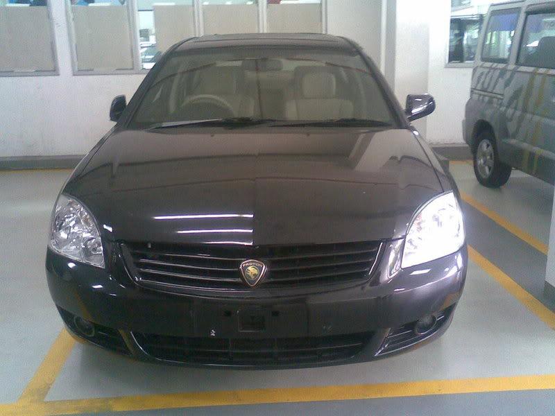 NEW Proton [Perdana V6 replacement model] Newperdana