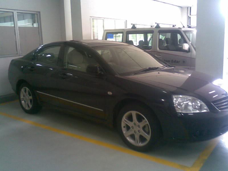 NEW Proton [Perdana V6 replacement model] Perdanav638