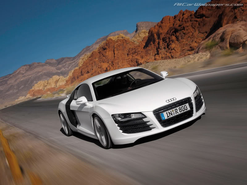 beatiful car wallpaper Audi-r8-10190