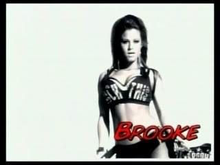 Brooke V-WWE Intercontinental Match 02