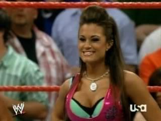 Brooke V-WWE Intercontinental Match 20-1