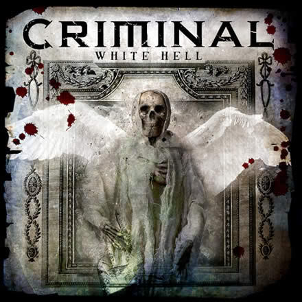 CRIMINAL-WHITE HELL-2009 Criminal-WhiteHell-Front