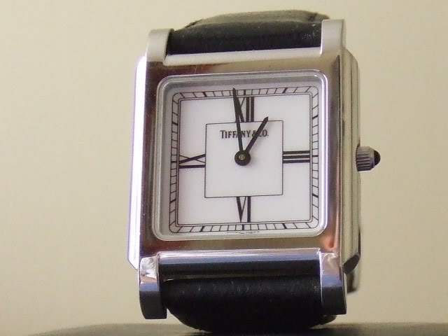 Mido - un feu de montres simples .......? Tiffany