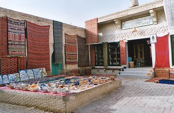 مدينة توزر التونسية Cus10084