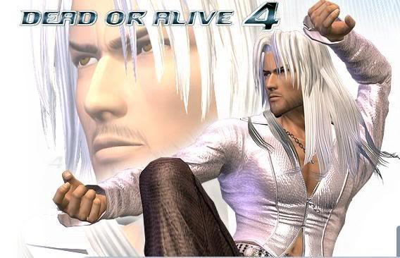 Dead or Alive 4 BradWong