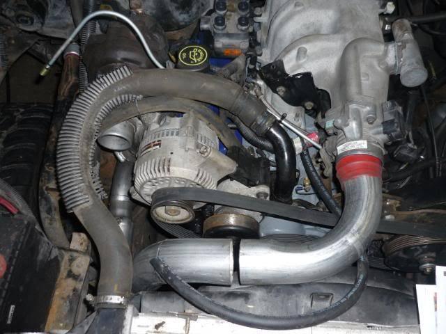Turbo 4.0L Fail Turbobuild010