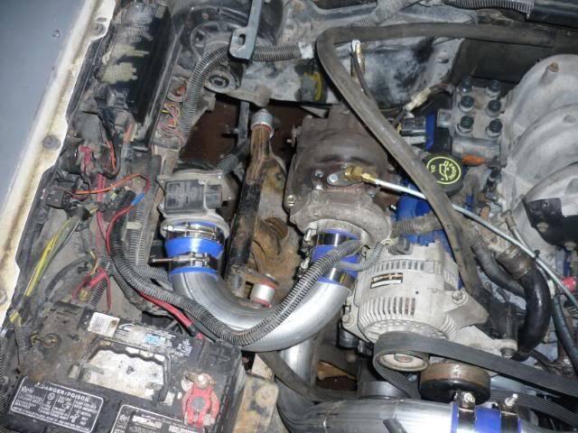 Turbo 4.0L Fail Turbobuild023