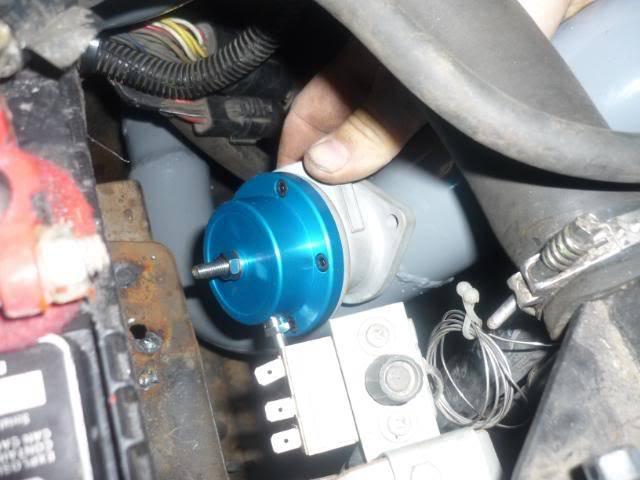 Turbo 4.0L Fail Turbobuild061