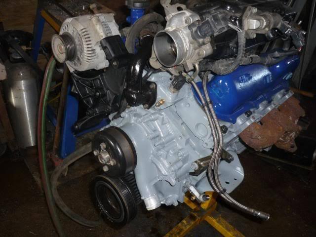 Turbo 4.0L Fail EngineRR008