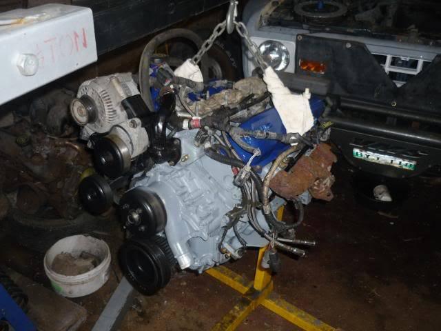 Turbo 4.0L Fail EngineRR009