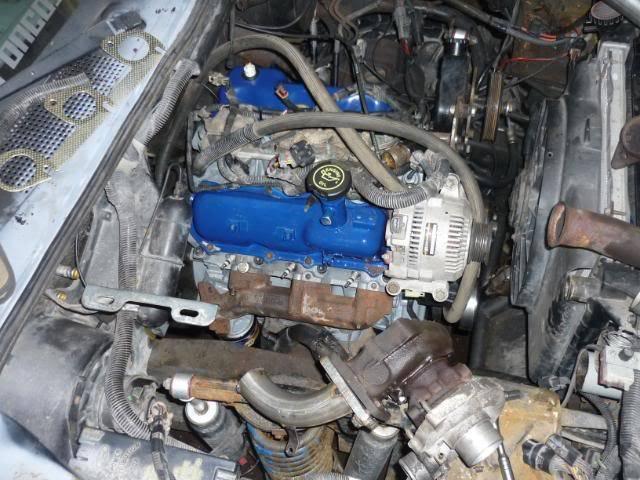 Turbo 4.0L Fail EngineRR015