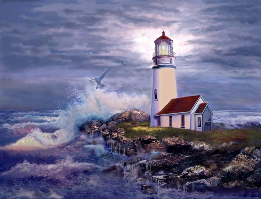 Svjetionici - Page 2 96640488_large_Cape_Blanco_Oregon_Lighthouse_on_Rocky_Shores_zps0c010205