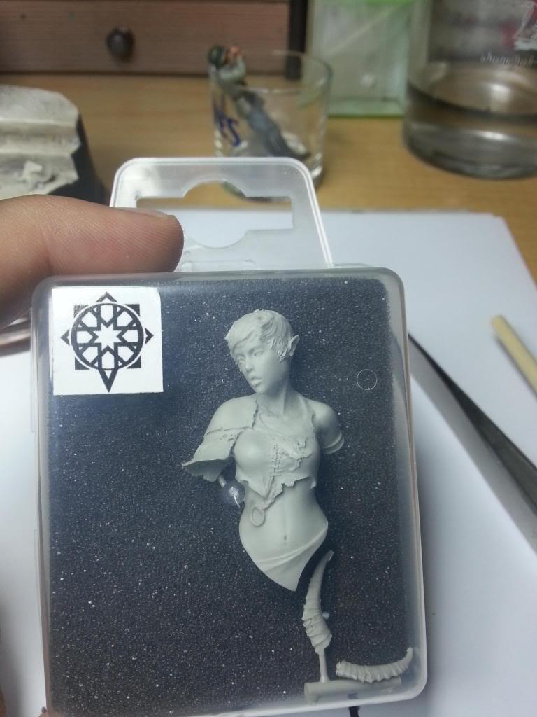 Busto Mujer Fauna, de 150mm (Origen Art) 1_zps8f02e082