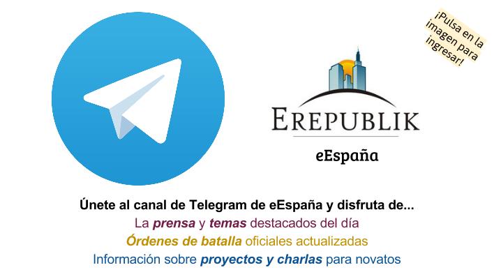 Canal de Telegram de eEspaña TelegramEsp_zps4x2xv3a3