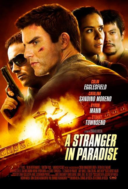 Gary Daniels A-Stranger-in-Paradise