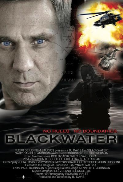 Gary Daniels Blackwater-Gary-Daniels