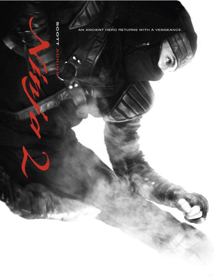 Scott Adkins Ninja-2-Teaser-poster