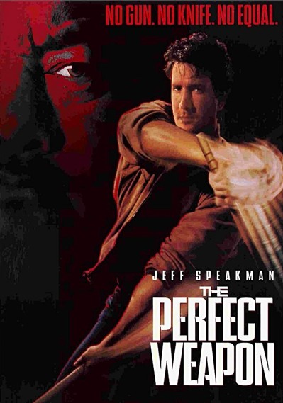 Jeff Speakman ThePerfectWeapon-poster_zps36e932c7