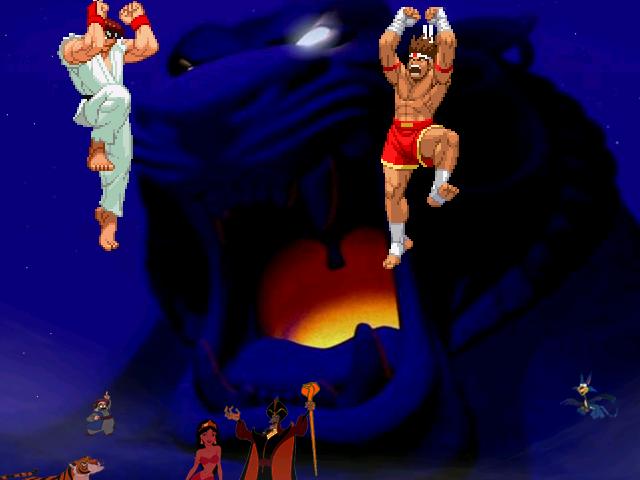 Cave of Wonders Stage aka The alternate Ending Mugen142_zpsd053d013