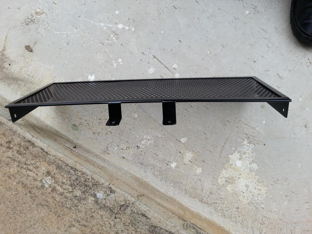 eu fiz um protetor de radiador p bandit (Fotos) 20130927_151015_zpsf6ab3f65